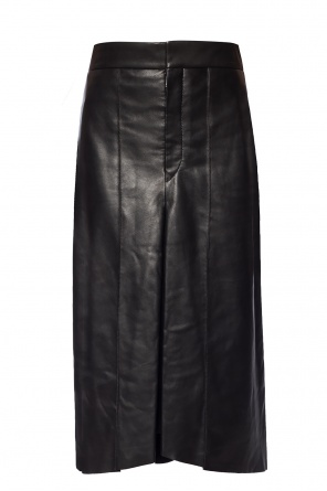 Leather skirt od Isabel Marant